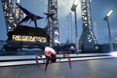 RegenesisArcade_Deluxe_Gameplay1