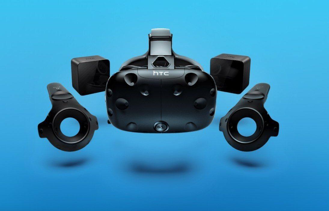 HTC Vive - Gogle VR w nowej, niższej cenie